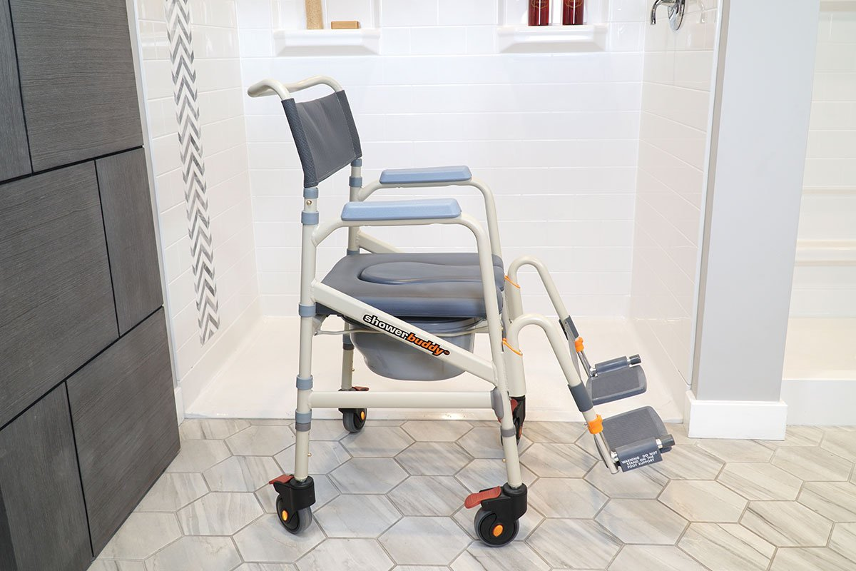 Eco Traveller SB7e suitable for roll-in showers