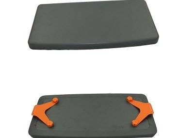 Padded Backrest Cushion PBC