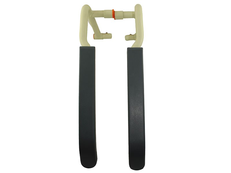 Reduce width between arms with the A-P1 Showerbuddy Accessory