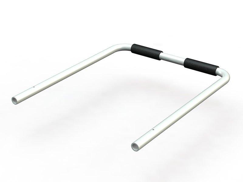 Straight Backrest-Push Handle SPH
