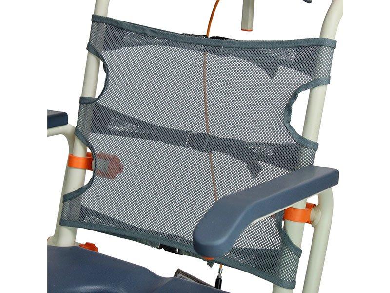 Tensioned Backrest 22 TBR22 for Roll-InBuddy XL
