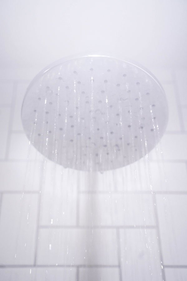Shower safety is important for mobility impaired people
