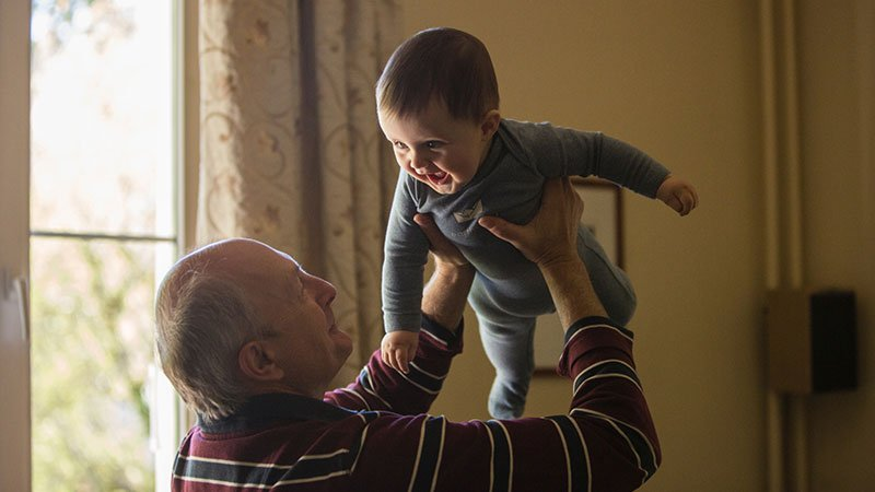 Showerbuddy mobility products can help make caring for an elderly parent easier