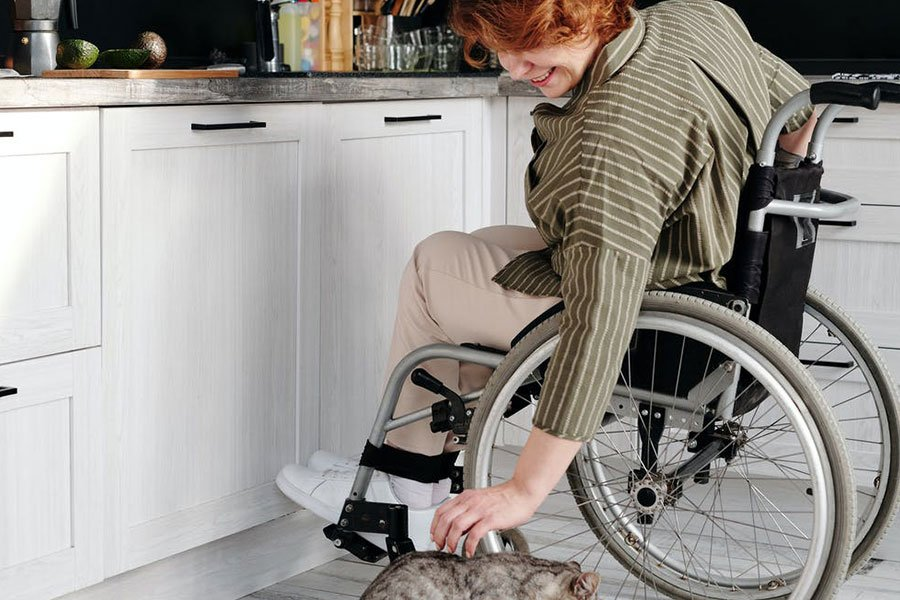 bathroom modification for disabled uses can be expensive
